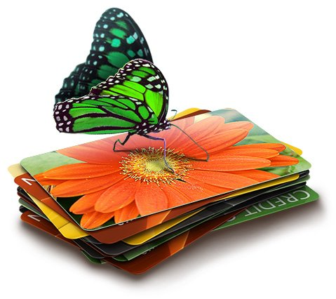 Пластиковые карты с логотипом в ООО «Дом Кард»